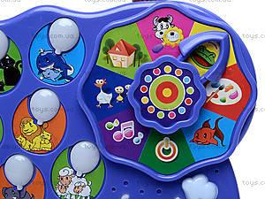 Музыкальная игрушка «В мире животных», 8084, фото