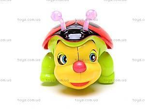Музыкальная игрушка «Веселый жук», 823-01R, купить