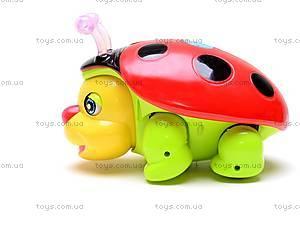 Музыкальная игрушка «Веселый жук», 823-01R, фото