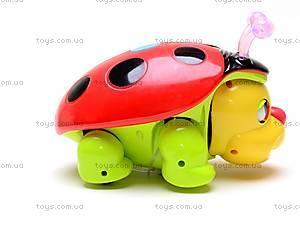 Музыкальная игрушка «Веселый жук», 823-01R, цена