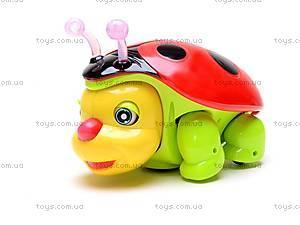 Музыкальная игрушка «Веселый жук», 823-01R