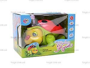 Музыкальная игрушка «Веселый жук», 823-01R, игрушки