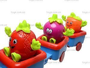 Музыкальная игрушка «Веселый паровозик», 0645-2, фото