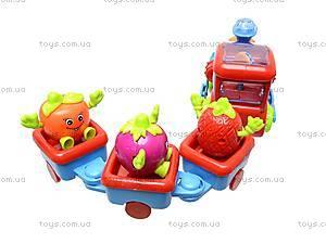 Музыкальная игрушка «Веселый паровозик», 0645-2, цена