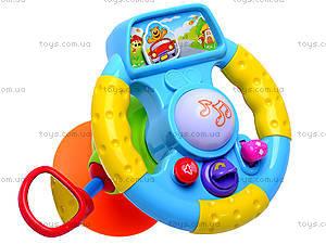 Музыкальная игрушка «Веселый шофер», 7298