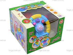 Музыкальная игрушка «Веселый шофер», 7298, фото