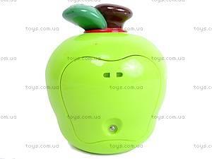 Музыкальная игрушка «Яблоко», 585A (765894), фото