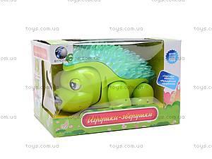 Музыкальная игрушка «Ёжик», 822-01/0913, игрушки