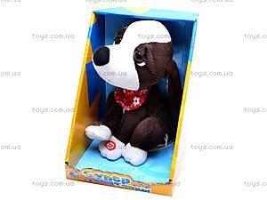 Музыкальная интерактивная собачка, CL1118-1, купить
