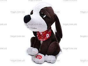 Музыкальная интерактивная собачка, CL1118-1, фото