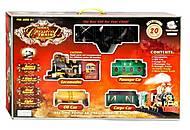 Музыкальная железная дорога, 20 деталей, 2417, купить