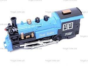 Музыкальная железная дорога. с поездом, 6277, фото