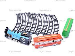 Музыкальная железная дорога. с поездом, 6277
