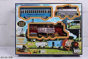 Музыкальная железная дорога, с вагонами, 6275