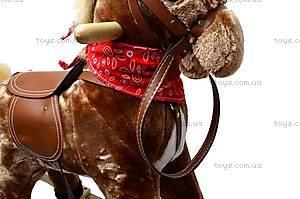 Музыкальная качалка «Лошадь», BT001B, цена