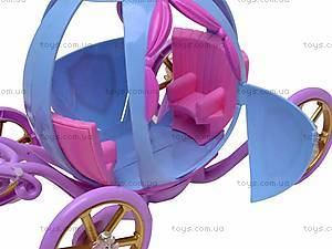 Музыкальная карета, с лошадью, 205B, отзывы