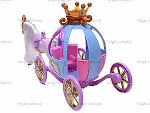 Музыкальная карета, с лошадью, 205B, цена