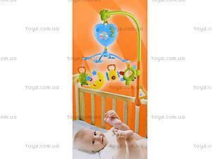 Музыкальная карусель для кроватки, 8785, игрушки
