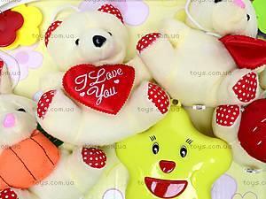 Карусель-погремушка на кроватку для детей, D070, детские игрушки