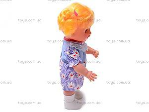 Музыкальная кукла «Иришка», 080302, фото