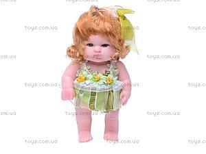 Музыкальная кукла «Ляля», в летнем наряде, 2010-8G