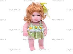 Музыкальная кукла «Ляля», в летнем наряде, 2010-8G, фото