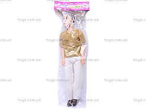 Музыкальная кукла «Мальчик», R6661N, фото
