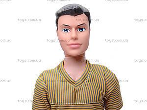 Музыкальная кукла «Мальчик», R6661N, игрушки
