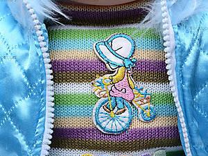 Музыкальная кукла «Маринка», в зимнем наряде, 2011-26C, фото