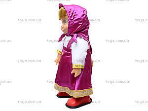 Музыкальная кукла «Маша», 367-M, фото