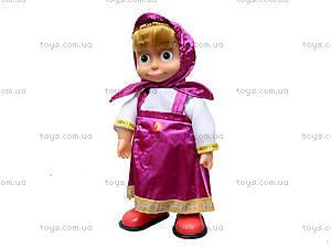 Музыкальная кукла «Маша», 367-M, цена