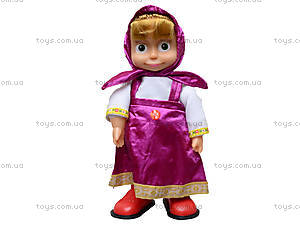 Музыкальная кукла «Маша», 367-M, игрушки
