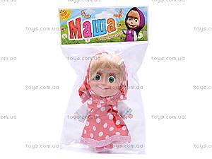 Музыкальная кукла «Маша» из мультфильма, 5507, фото