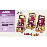 Музыкальная кукла Маша из м/ф «Маша и Медведь», MM-8011U, купить