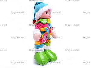 Музыкальная кукла «Пуговка», 080211, купить