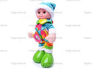 Музыкальная кукла «Пуговка», 080211, фото