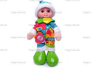 Музыкальная кукла «Пуговка», 080211