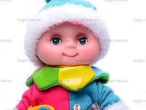 Музыкальная кукла «Пуговка», 080211, цена
