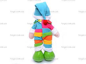 Музыкальная кукла «Пуговка», 080211, детские игрушки