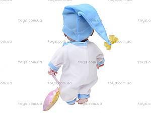 Музыкальная кукла-пупс «Малышки», 11024, купить