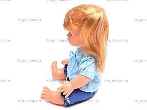Музыкальная кукла Соня в рюкзаке, 5296, купить