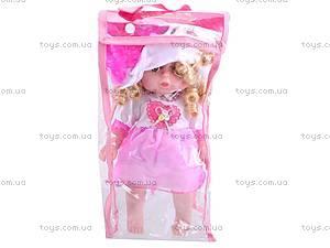 Музыкальная кукла в шляпке, 1306A-1488, купить