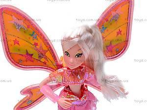 Музыкальная кукла Winx с браслетом, 822, отзывы