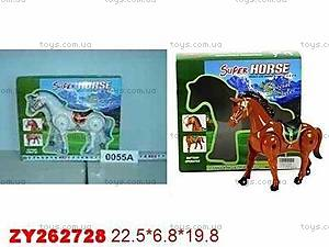Музыкальная лошадка «Super Horse», 0055AB