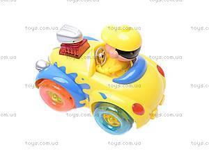 Музыкальная машина, 585-2A, игрушки