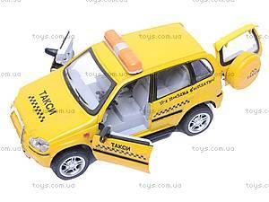 Музыкальная машина «Автопарк» «Такси», 9079-C, купить