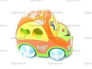 Музыкальная машина для детей, 618, купить