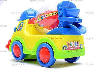 Музыкальная машина для малышей, 0643B, купить