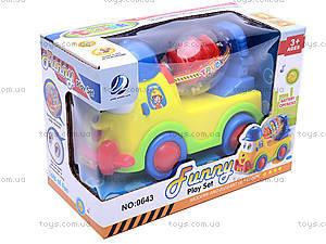 Музыкальная машина для малышей, 0643B, фото