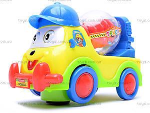 Музыкальная машина для малышей, 0643B, цена